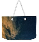 Night Journey Weekender Tote Bag