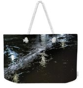 Night Stream Weekender Tote Bag