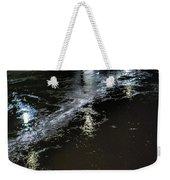 Night Stream Weekender Tote Bag
