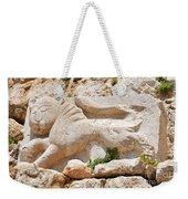 Nimrod Fortress National Park  Weekender Tote Bag