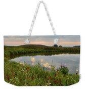 Nippersink Sunrise Weekender Tote Bag