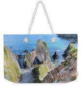 Nohoval Cove - Ireland Weekender Tote Bag