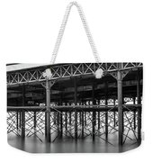 North Pier Blackpool Weekender Tote Bag