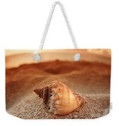 North Shore Seashell Weekender Tote Bag