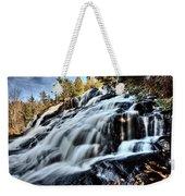 Northern Michigan Up Waterfalls Bond Falls Weekender Tote Bag