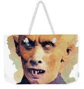 Nosferatu Weekender Tote Bag