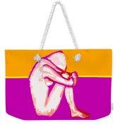 Nude 10 Weekender Tote Bag