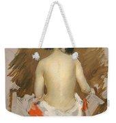 Nude Weekender Tote Bag