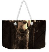 Nude Woman Model 1722  027.1722 Weekender Tote Bag
