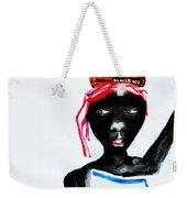 Nuer Lady - South Sudan Weekender Tote Bag