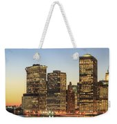 Ny Downtown Weekender Tote Bag