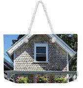 Oak Bluffs Cottage Weekender Tote Bag