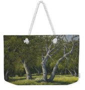 Oaks Weekender Tote Bag by Marv Anderson