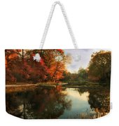 October Finale Weekender Tote Bag