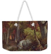 October Weekender Tote Bag