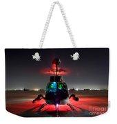 Oh-58d Kiowa Pilots Run Weekender Tote Bag