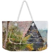 Old Barn At Cades Cove Weekender Tote Bag