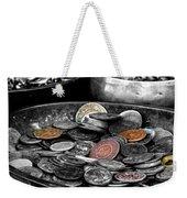 Old Coins Weekender Tote Bag
