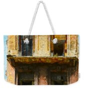 Old Havana Building Weekender Tote Bag