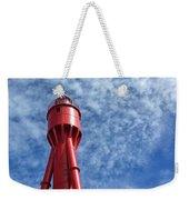 Old Lighthouse Weekender Tote Bag