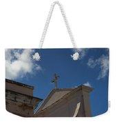 Old San Juan Puerto Rico Downtown Church Weekender Tote Bag