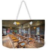 Old Schoolroom Weekender Tote Bag