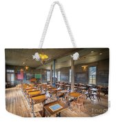Old Schoolroom Weekender Tote Bag