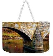Old Stone Bridge Weekender Tote Bag