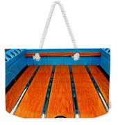 Old Truck Bed Weekender Tote Bag