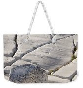 Olmstead Rock And Cracks 2 Weekender Tote Bag