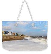 On A Beach Weekender Tote Bag