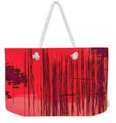 On The Way To Tractor Supply 3 19 Weekender Tote Bag