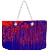 On The Way To Tractor Supply 3 24 Weekender Tote Bag