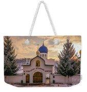 One Monastery Weekender Tote Bag
