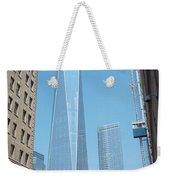 One World Trade Center 4 Weekender Tote Bag