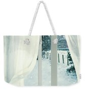 Open Window Weekender Tote Bag