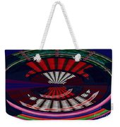 Opposit Arc Pattern Abstract Digital Graphic Art Interior Decorations Buy Painting Print Poster Pill Weekender Tote Bag by Navin Joshi