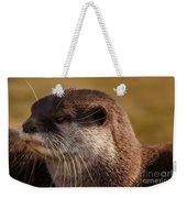 Oriental-small-clawed-otter Weekender Tote Bag