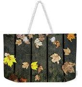 Original Autumn Foliage Weekender Tote Bag