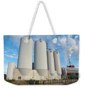 Oulu From The Sea 5 Weekender Tote Bag