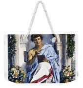 Ovid (43 B.c.-c17 A.d.) Weekender Tote Bag