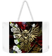 Owl In Flight Collection Weekender Tote Bag