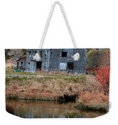 Owls Head Barn Weekender Tote Bag
