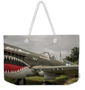P - 40 Warhawk Weekender Tote Bag