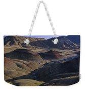 Painted Hills Weekender Tote Bag