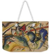 Painting With White Border Weekender Tote Bag