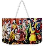 Pakistani Wedding Weekender Tote Bag
