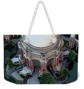 Palace Of Fine Arts Theatre In San Francisco Weekender Tote Bag