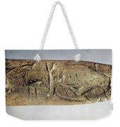 Paleolithic Tool Weekender Tote Bag