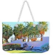 Palm Springs Welcome Weekender Tote Bag